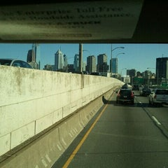 Photo taken at I-76 Schuylkill Expressway by Lamonte W. on 11/5/2011