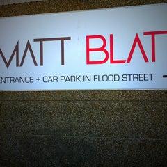 Photo taken at Matt Blatt by Amit K. on 5/12/2012