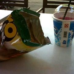 Photo taken at Circle K by Cha C. on 10/29/2011