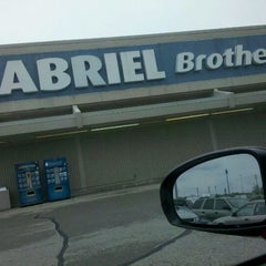 Photo taken at Gabriel Brothers by Dick L. on 5/3/2011