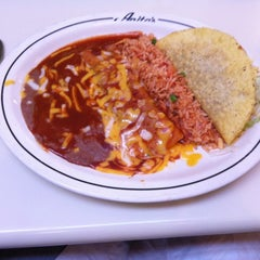 Photo taken at Anita's New Mexico Style Mexican Food by Joe Z. on 1/14/2012