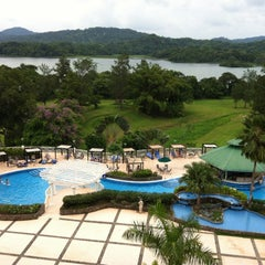 Photo taken at Gamboa Rainforest Resort by Julian N. on 5/26/2012