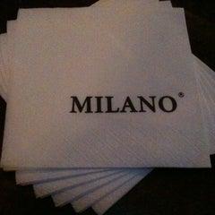 Photo taken at Milano Lounge Cafè by Giuseppe L. on 5/26/2012