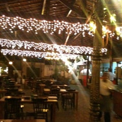 Photo taken at Villa Rios Pizza & Restô by Mariana R. on 12/18/2011