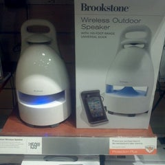 Photo taken at Brookstone by [[Neo]] on 11/6/2011