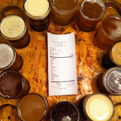 Photo taken at North Country Brewing Co by Lisa S. on 6/1/2012