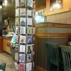 Photo taken at Caribou Coffee by Twyla W. on 1/26/2012