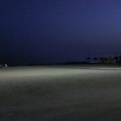 Photo taken at Playa Rincón de la Victoria by Gustavo M. on 7/9/2012