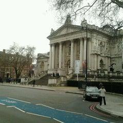 Photo taken at Tate Britain by Rodrigo M. on 12/29/2011