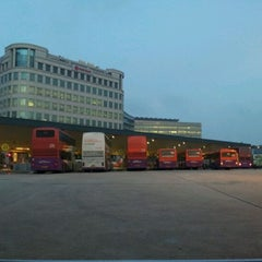 Photo taken at Tampines Bus Interchange by eizy s. on 1/16/2012