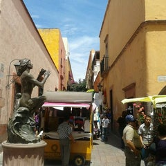 Photo taken at Antiguo Callejon del Ciego by Rafael L. on 4/5/2012
