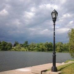 Photo taken at Delaware Park by Lauren on 5/30/2012