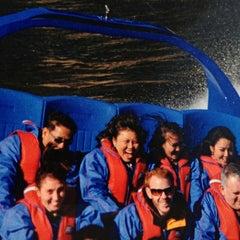 Photo taken at Huka Falls by Pro Nampueung A. on 8/28/2012