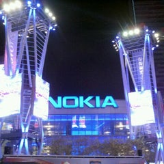 Photo taken at Microsoft Theater by Maricel on 3/10/2012
