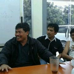 Photo taken at Markas Serikat Pekerja Holcim Indonesia by widi s. on 9/12/2011
