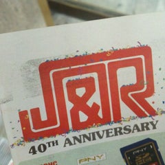 Photo taken at J&R by Mike H. on 9/21/2011
