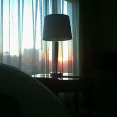 Photo taken at Hilton Charlotte Center City by Frau Coco Lores on 10/5/2011