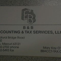 Photo taken at B&B Accounting & Tax Services, LLC by Maeve O. on 9/24/2011