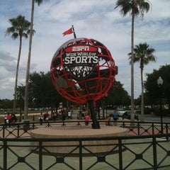 Photo taken at ESPN Wide World of Sports by Richard T. on 5/4/2012