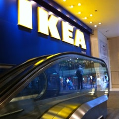 Photo taken at IKEA 宜家家居 by Adrian A. on 11/18/2011