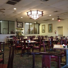 Photo taken at Gin Chinese Restaurant by Adelina F. on 6/19/2012