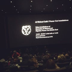 Photo taken at IFFR 2012 Pathé by Janette on 1/29/2012