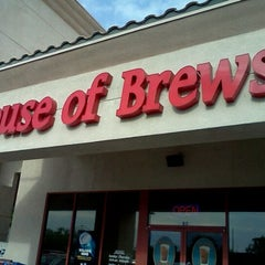 Photo taken at House Of Brews by Andrew D. on 4/14/2012