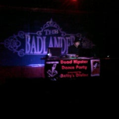 Photo taken at The Badlander by Andrew G. on 1/27/2012