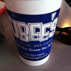 Photo taken at Ubee's by Jennifer L. on 4/24/2012
