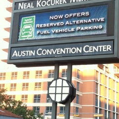 Photo taken at Austin Convention Center by Jo K. on 9/20/2011