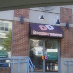 Photo taken at Dunkin Donuts by Kevin on 10/16/2011