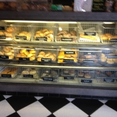 Photo taken at 42nd Street Bagel Cafe by Christian W. on 6/22/2012