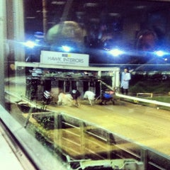 Photo taken at Henlow Dog Stadium by Alisa 🐺 B. on 8/30/2012