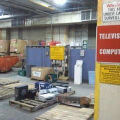 Photo taken at Seminole County Transfer Station by Edward B. on 11/23/2011