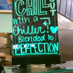 Photo taken at Chill Out Coffee by Nadia H. on 8/20/2011
