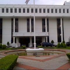 Photo taken at Kementerian Sekretariat Negara RI by Andriyanto on 12/28/2011