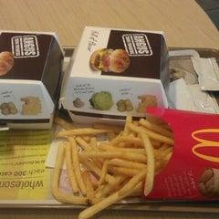 Photo taken at McDonald's by Alan B. on 3/31/2012