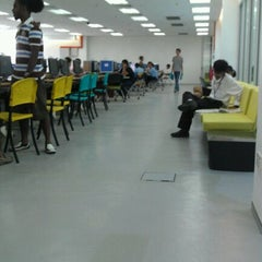 Photo taken at Communication & Information Technology Centre (CITC) by Yip W. on 8/2/2011
