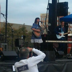 Photo taken at Bristol Rhythm and Roots Reunion by Eric S. on 9/16/2011