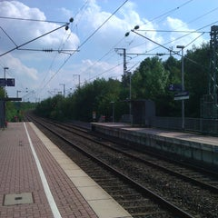 Photo taken at S Dortmund-Wischlingen by Georg W. on 8/17/2011
