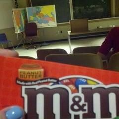 Photo taken at UAFS Gardner Building by Amanda W. on 1/30/2012