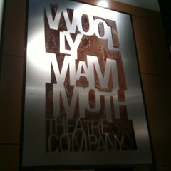 Photo taken at Woolly Mammoth Theatre Company by shaun q. on 10/25/2011