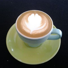 Photo taken at Note Espresso by mfkisses on 10/15/2011