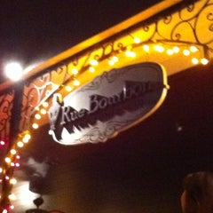 Photo taken at Rue Bourbon by DCMR on 12/31/2010