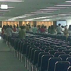 Photo taken at Gereja Tiberias Indonesia - Plaza Central by Daniel O. on 9/18/2011