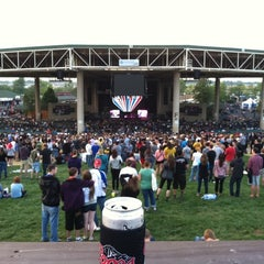 Photo taken at Klipsch Music Center by Emily R. on 9/11/2011