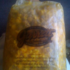 Photo taken at Garrett Popcorn Shops by Janet K. on 7/1/2011