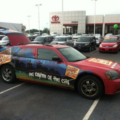 Photo taken at Peoria Toyota Scion by Ryan L. on 6/30/2012