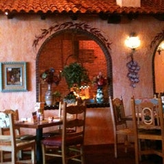 Photo taken at Margaritas Mexican Restaurant and Watering Hole by Eric P. on 4/1/2011