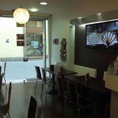 Photo taken at La Bottega Degli Illustri by La Bottega degli Illustri caffè  & restaurant F. on 1/19/2012
